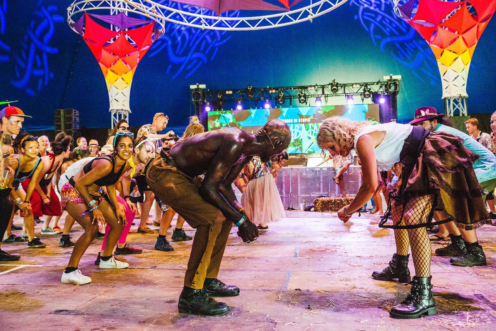 Urban Barn Dance