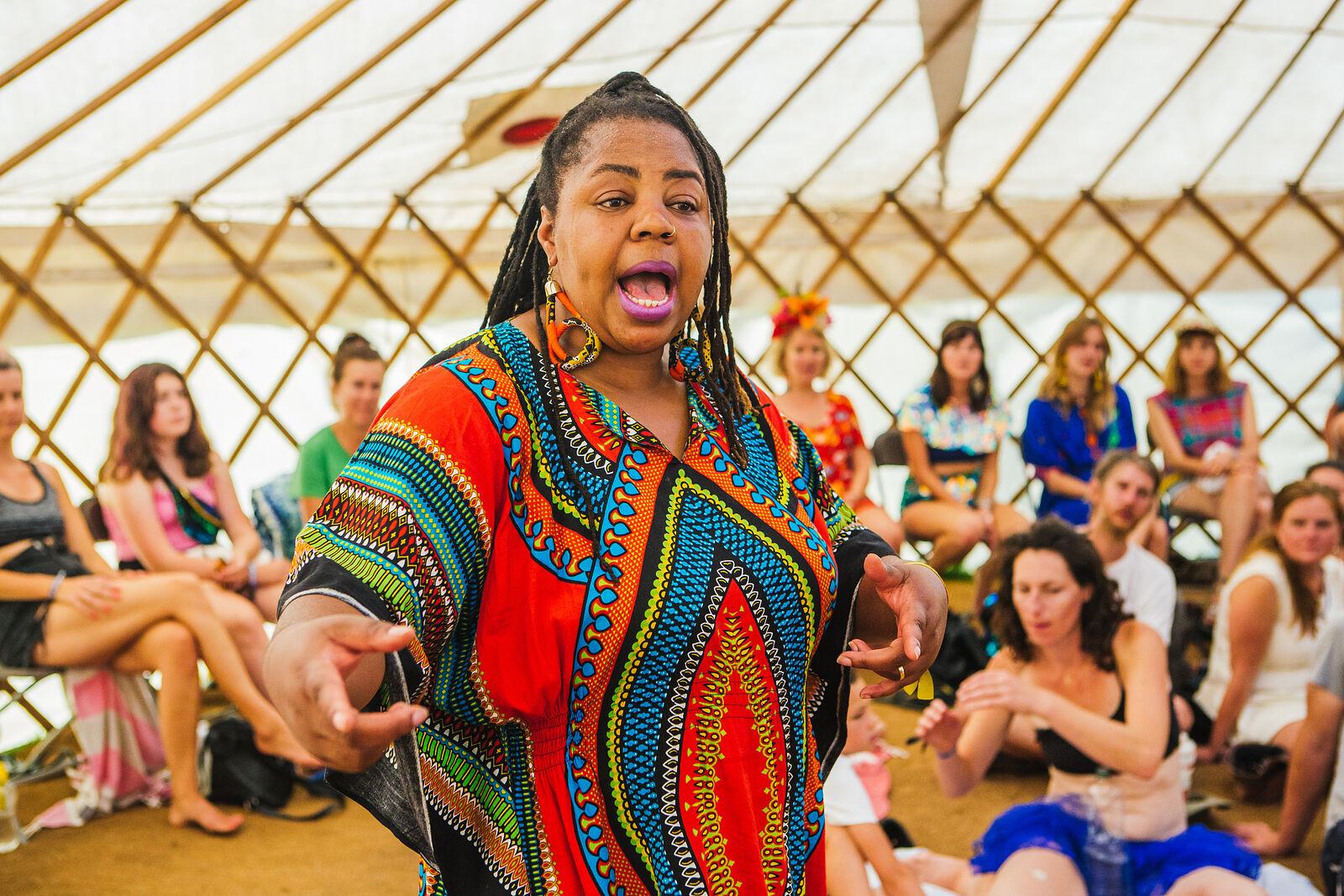 Zimbabwean Song with Cecelia Ndhlov