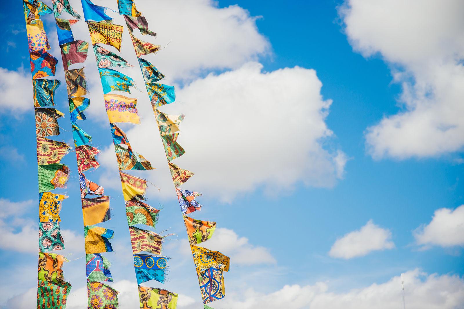 Malawian Flags