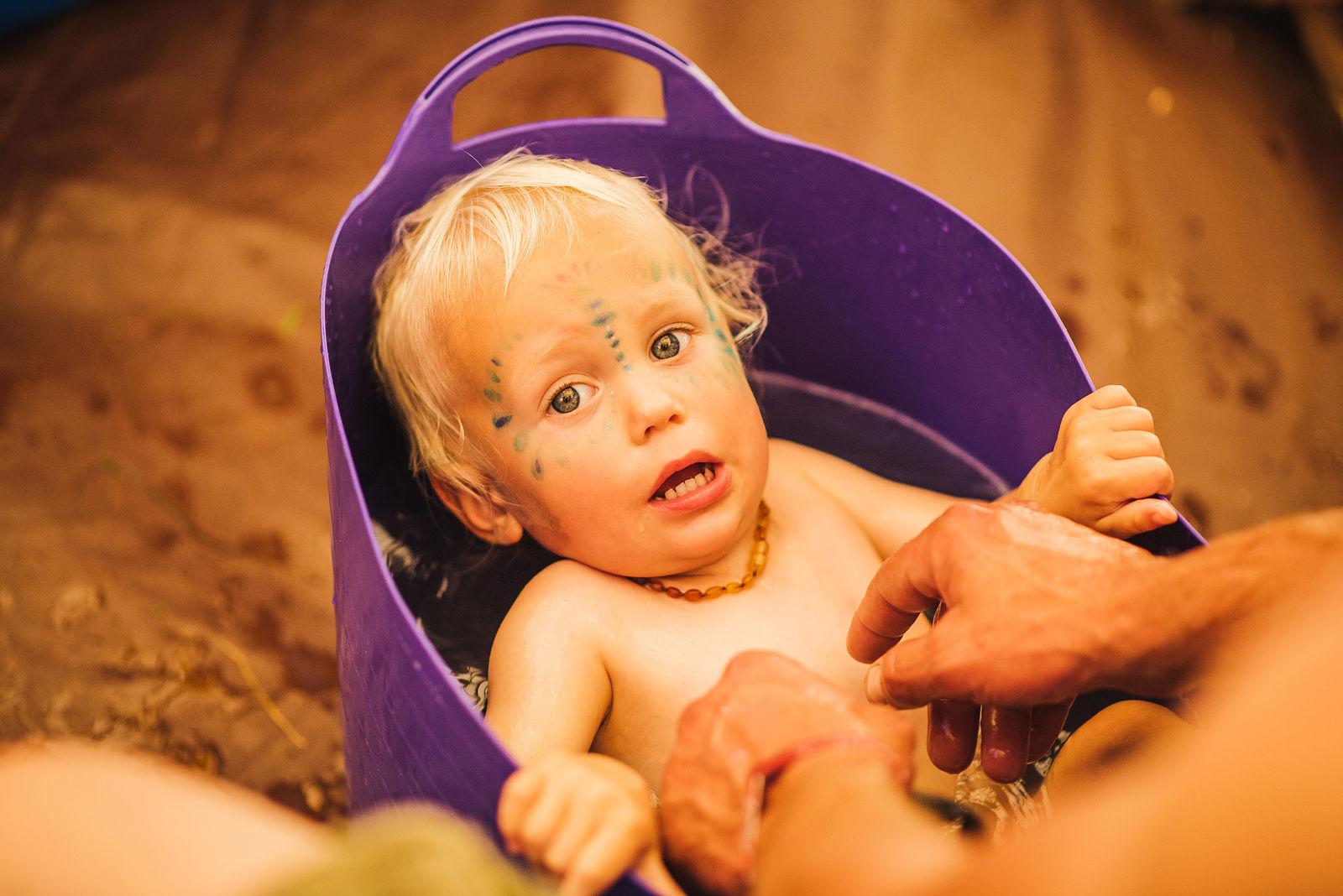 Rub A Dub Baby Tubs