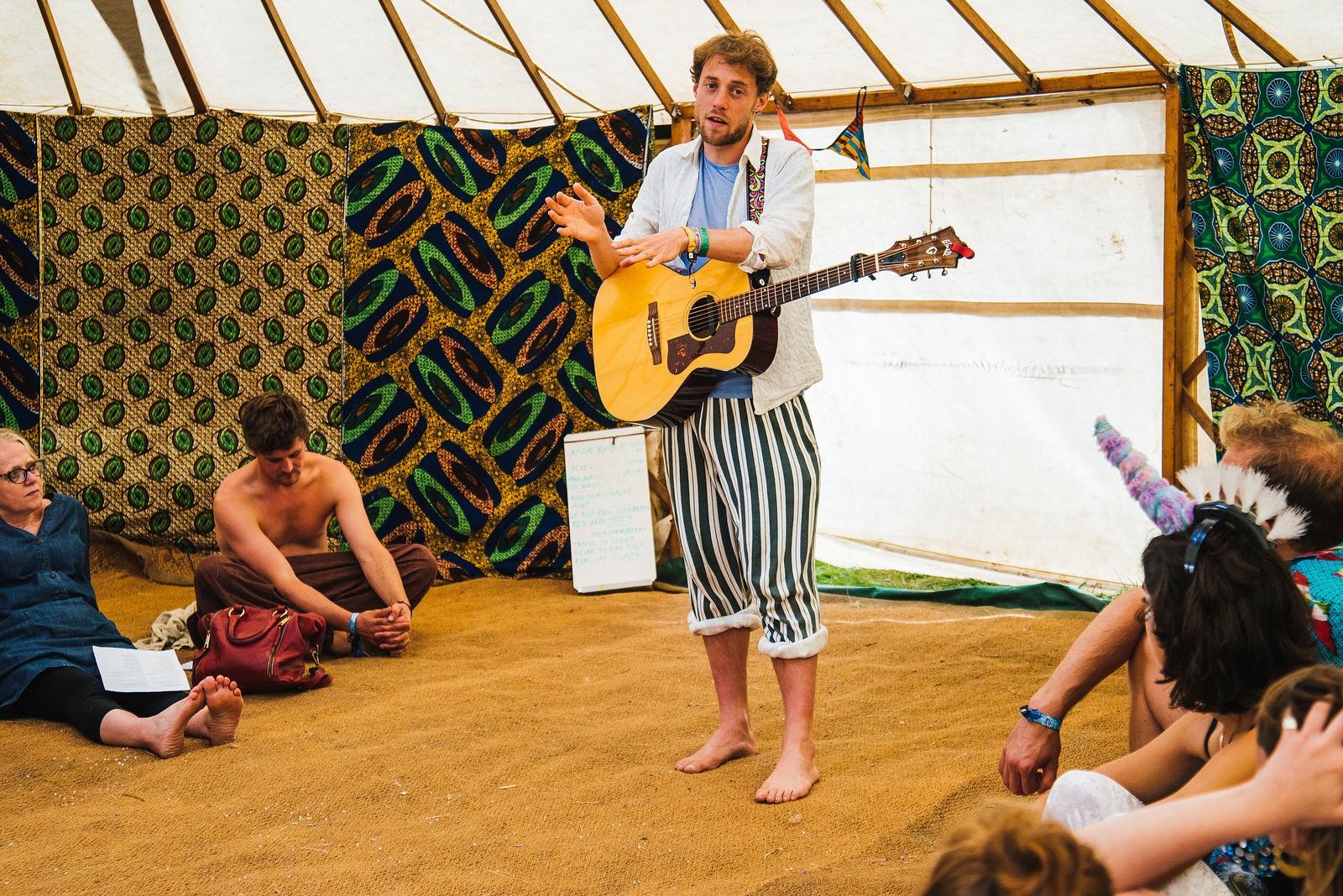 Owen Shiers - Welsh Folk Song