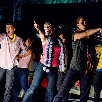The Wardrobe Ensemble Riot
