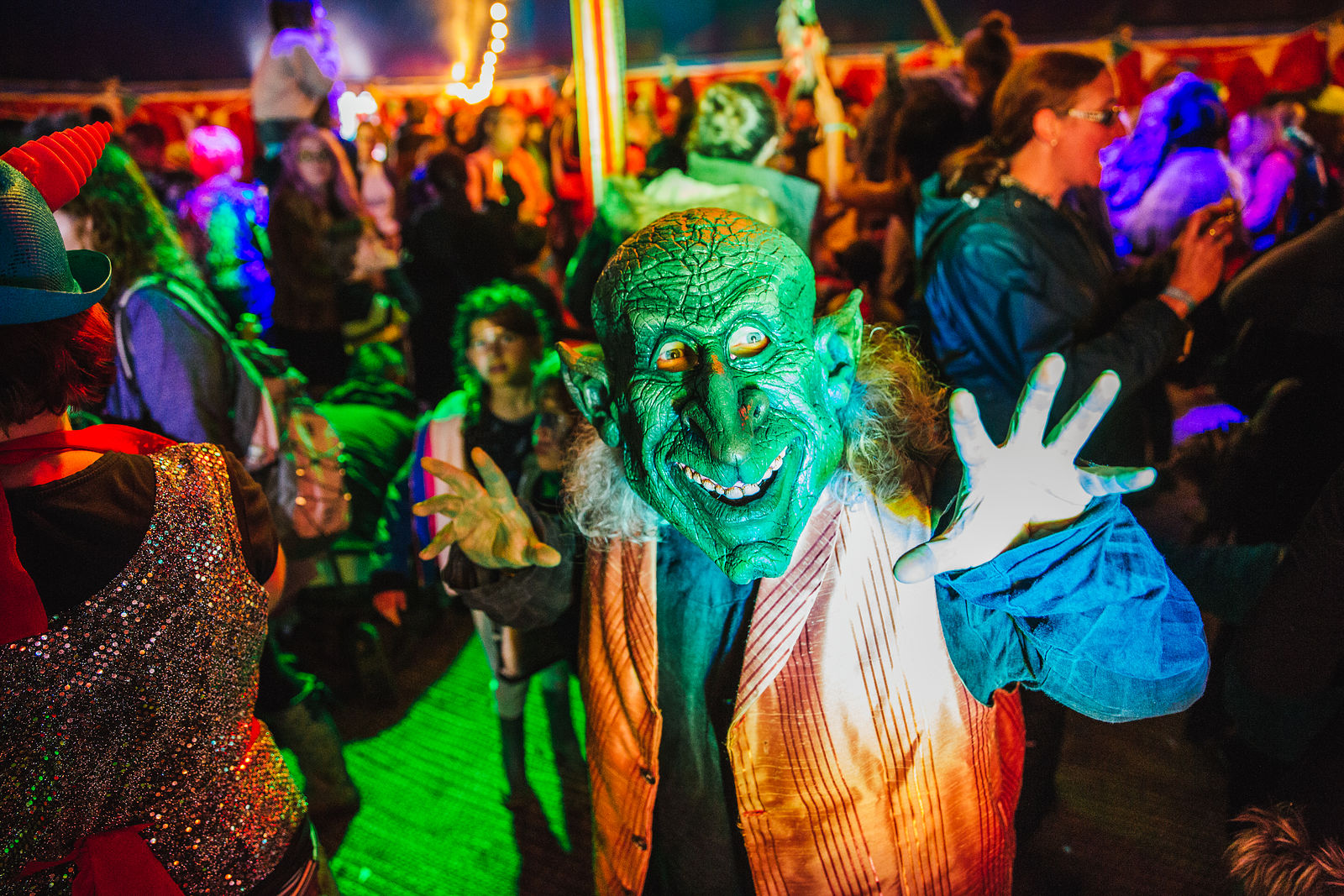 Monster Disco with Kids