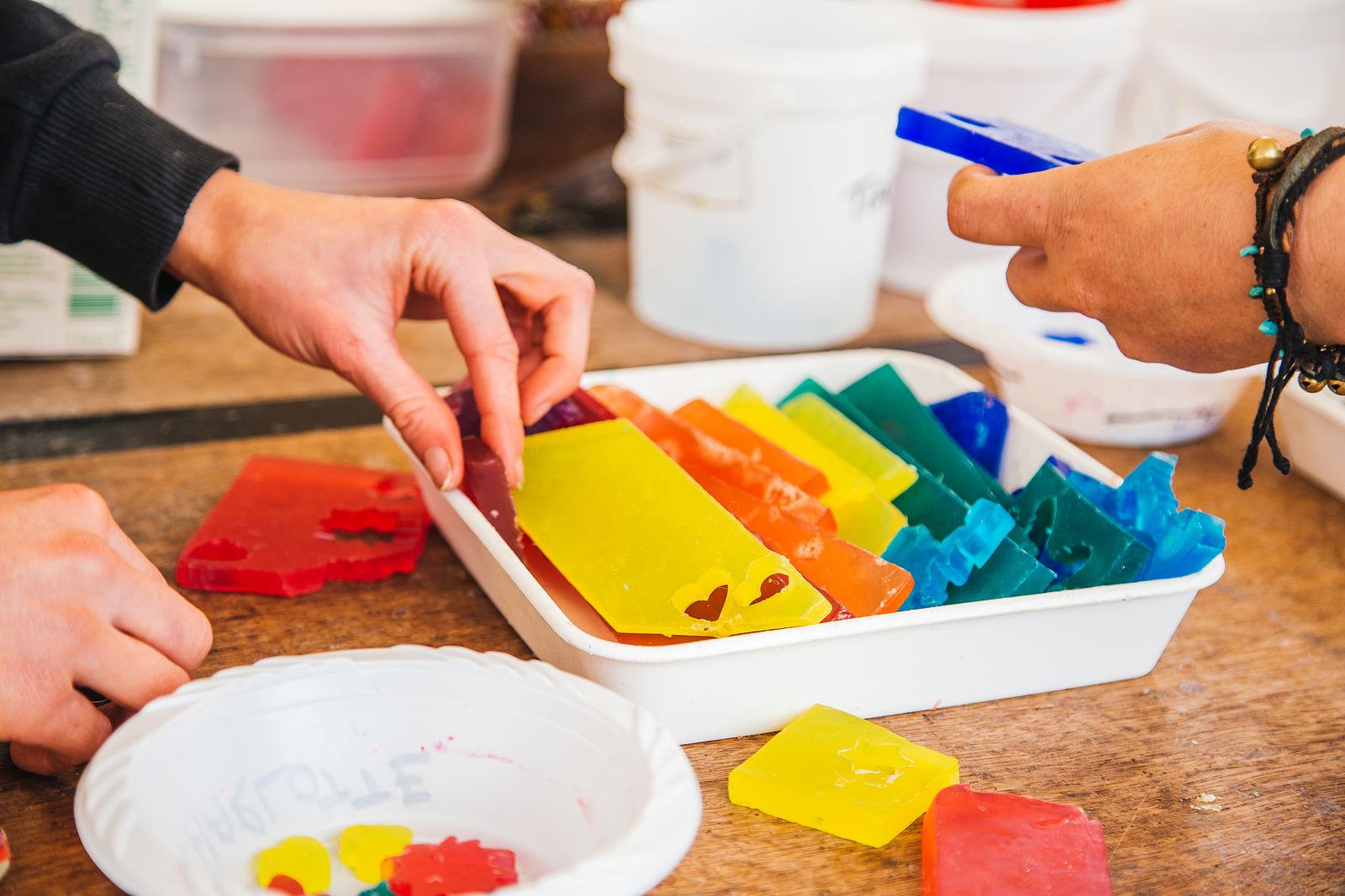 Make Your Own Soap workshop