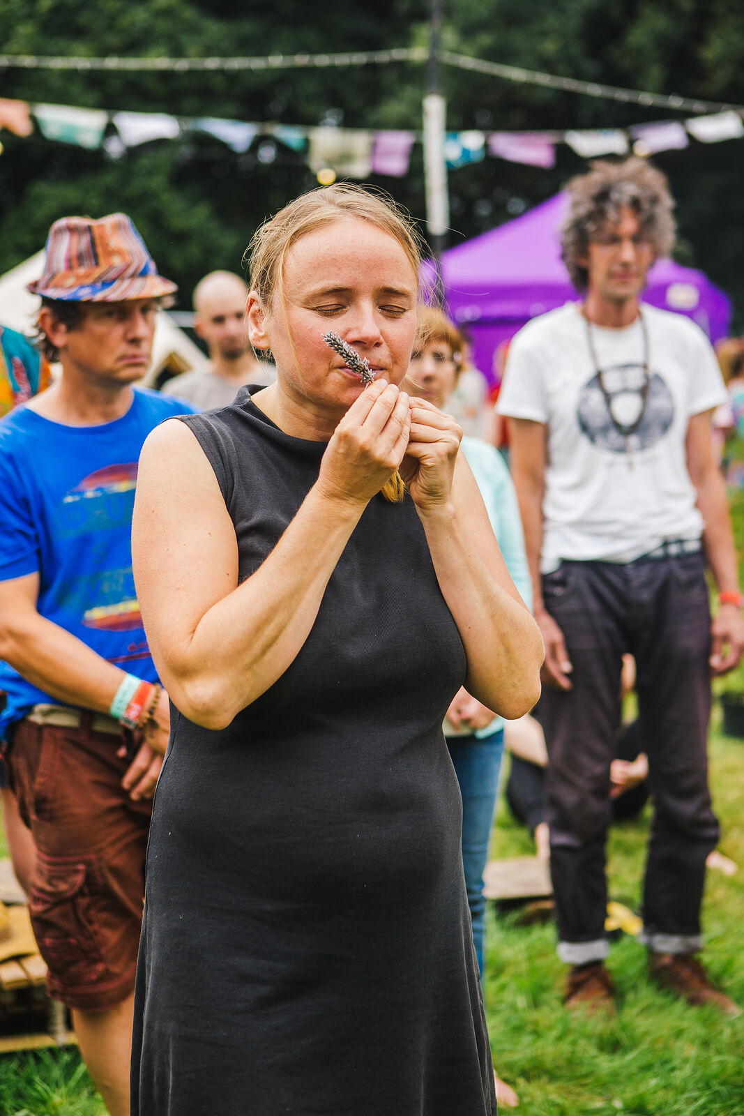 Healing Meadow Opening Ceremony