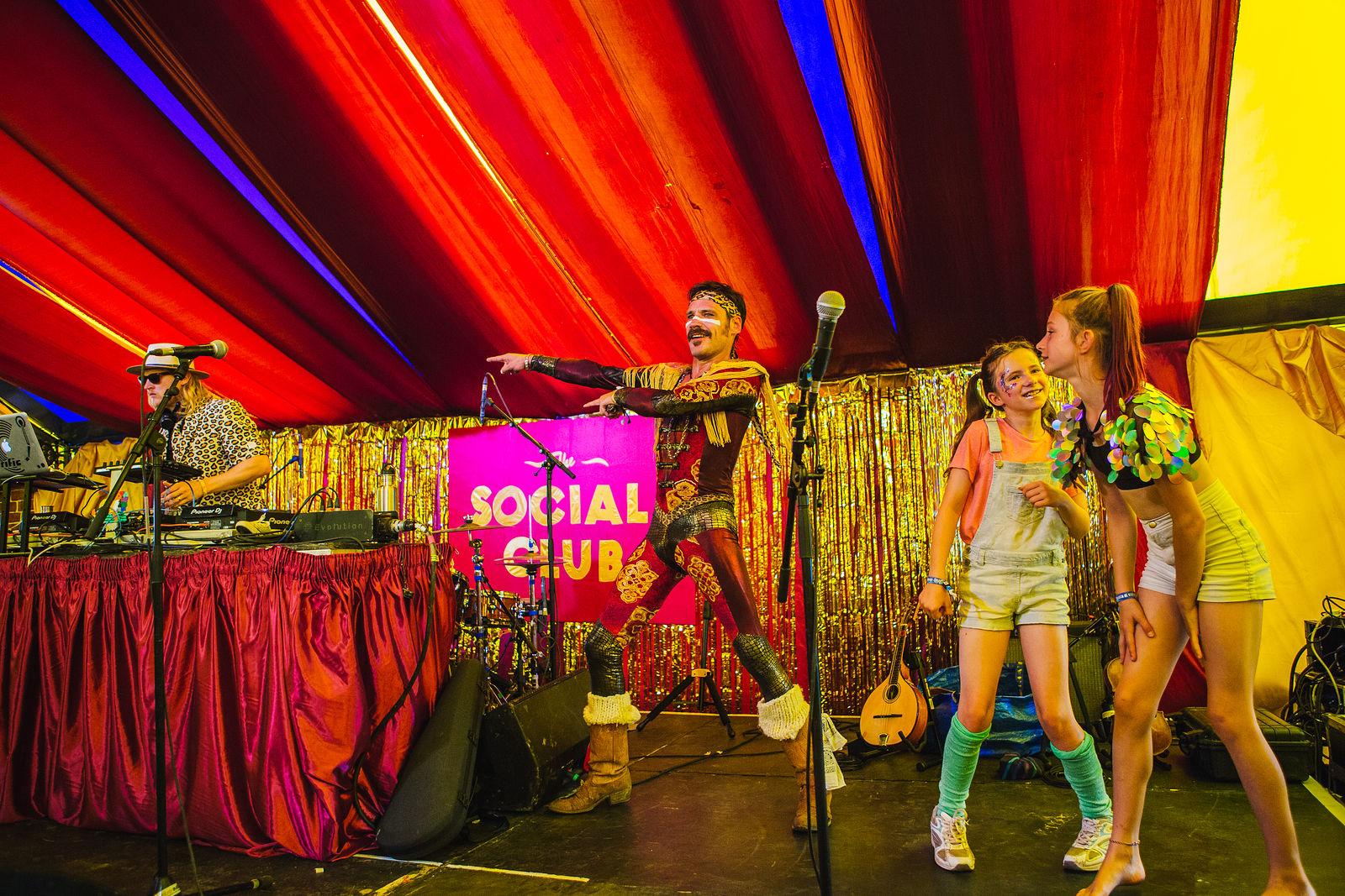 Junior Jungle Family Rave