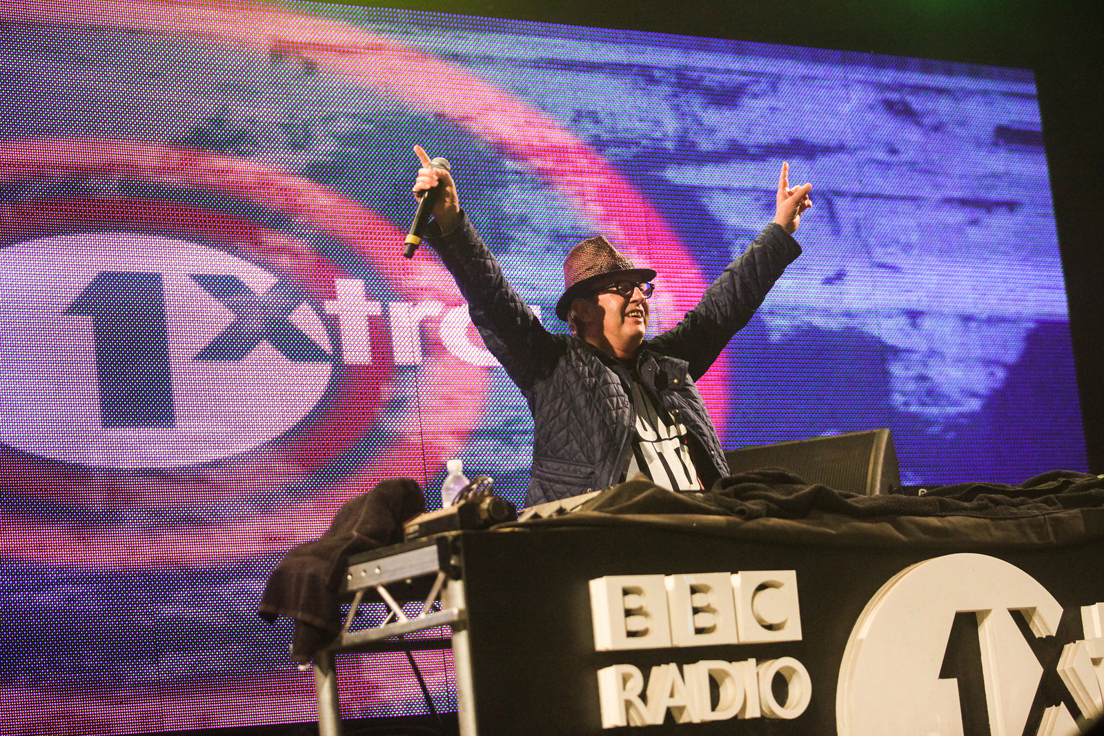 David Rodigan MBE