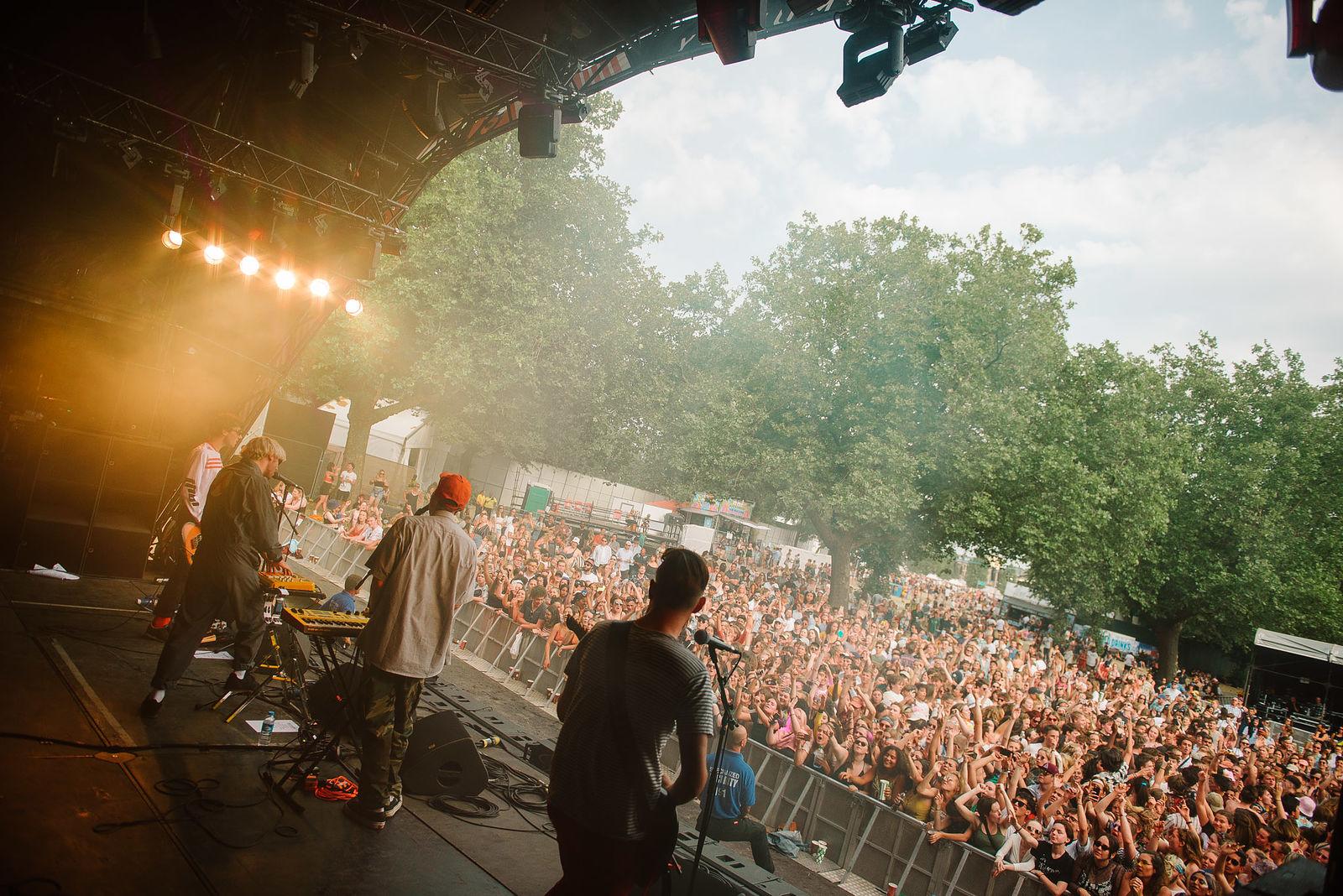Finsbury Park 2018