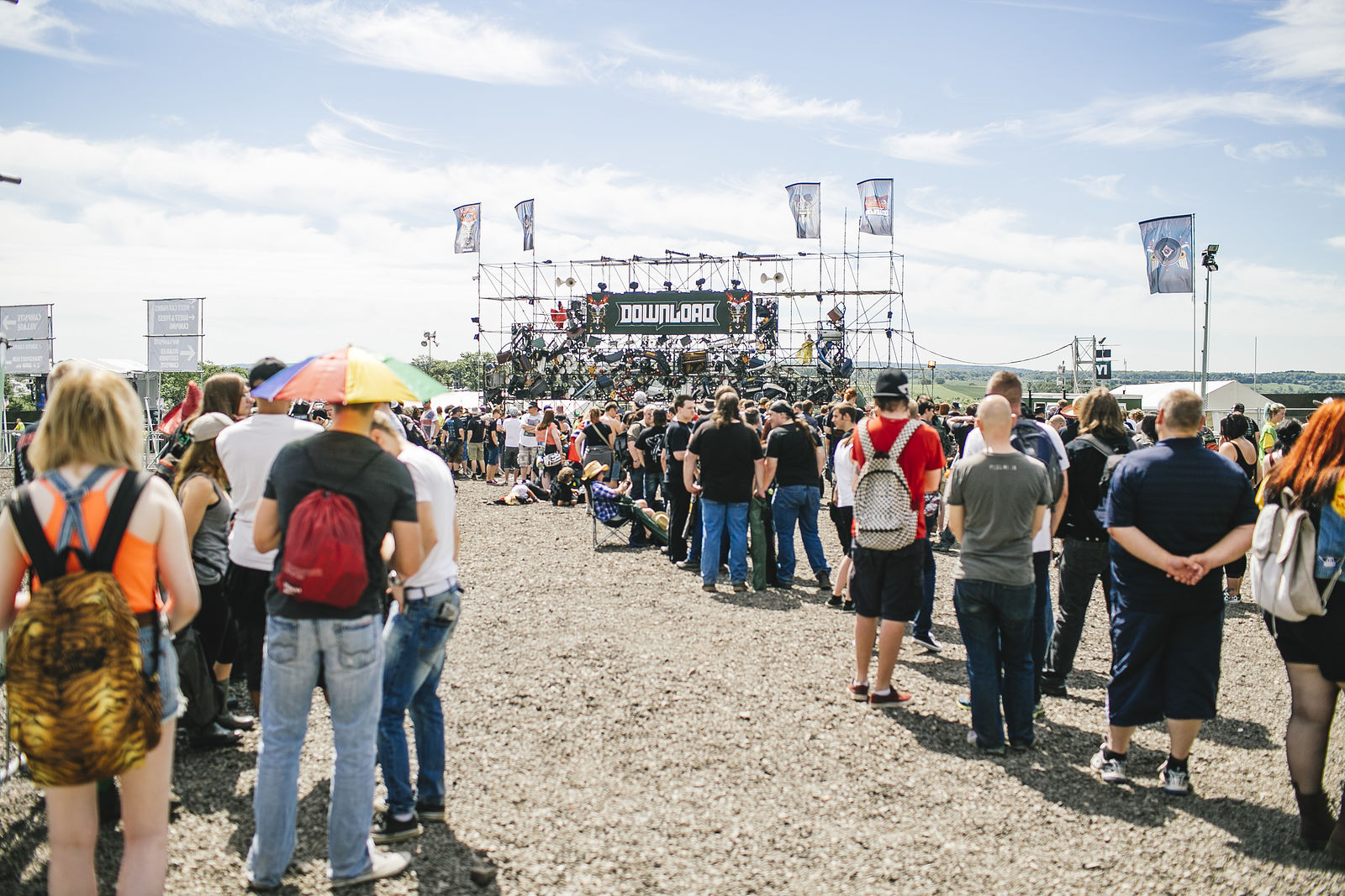 Download Festival 2014