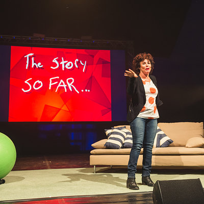 Ruby Wax:Sane New World