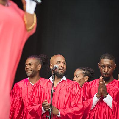 100 Voices of Gospel Choir