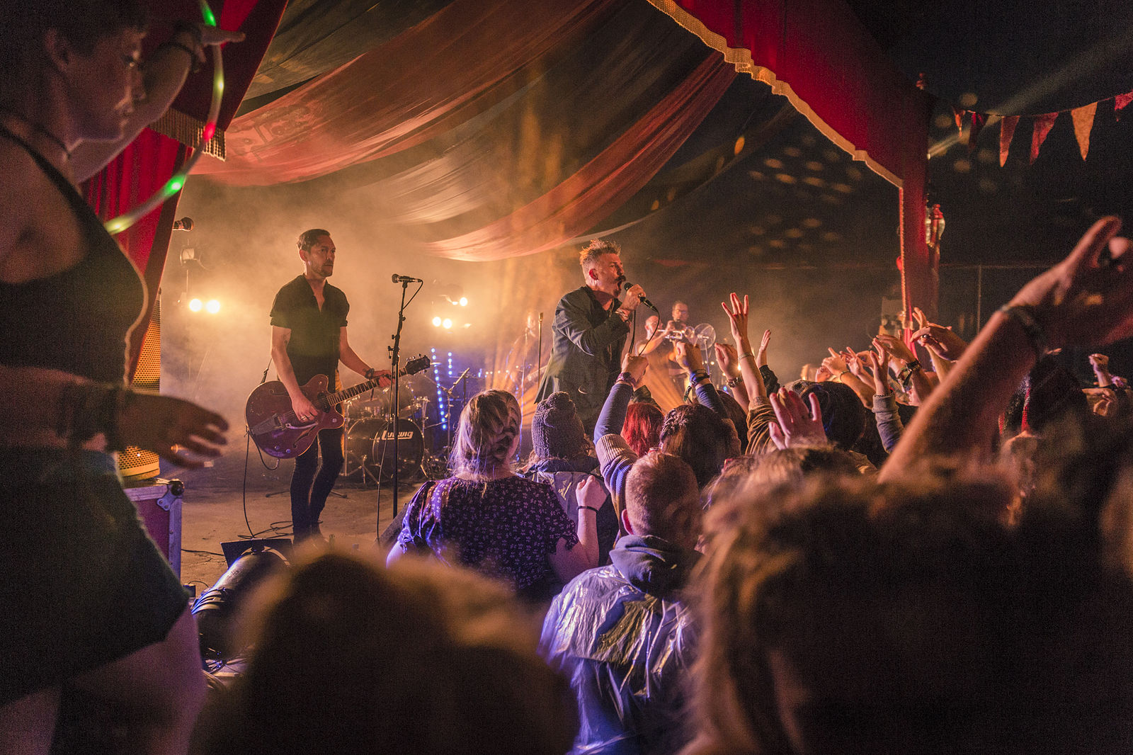 Jerry Fish Electric Sideshow