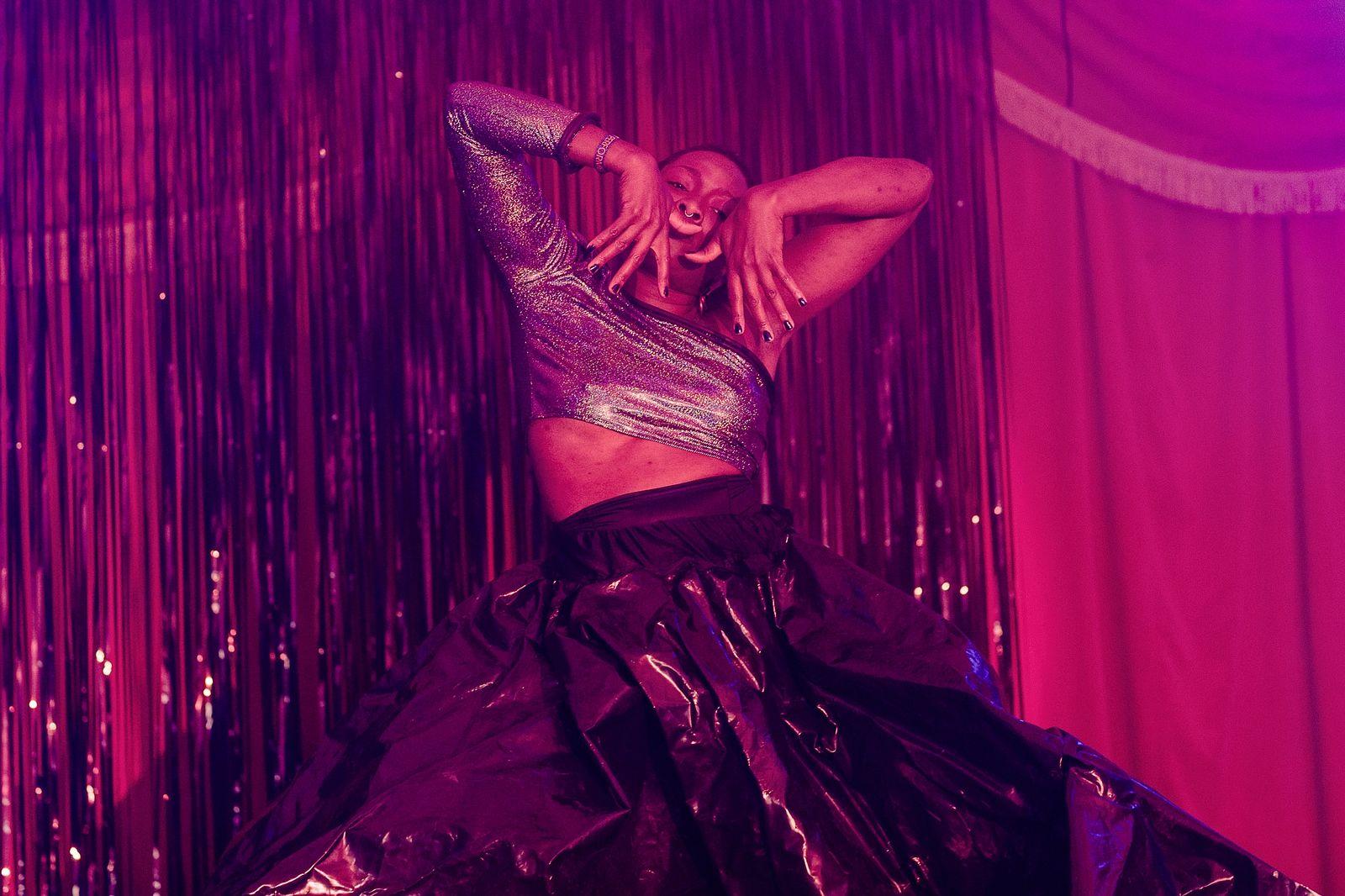 Rachael Young Nightclubbing