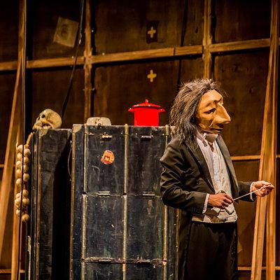 Familie Flöz presents Teatro Delusio
