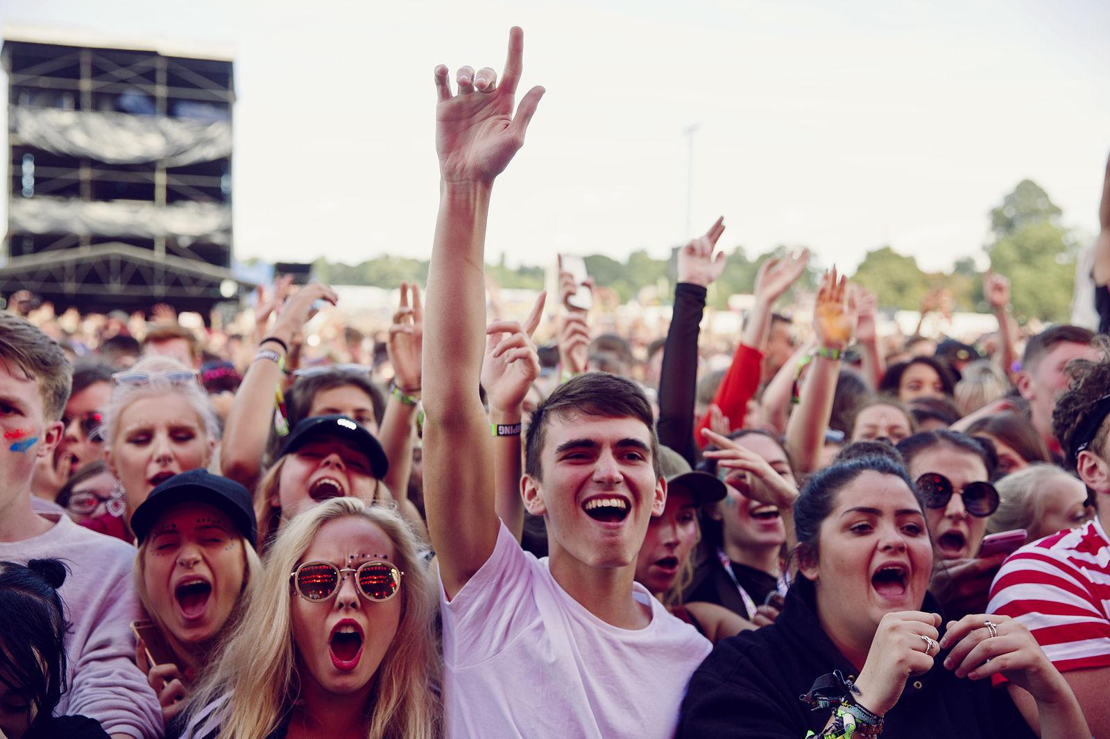 V Festival 2016 - Crowd - Bianca Barrett