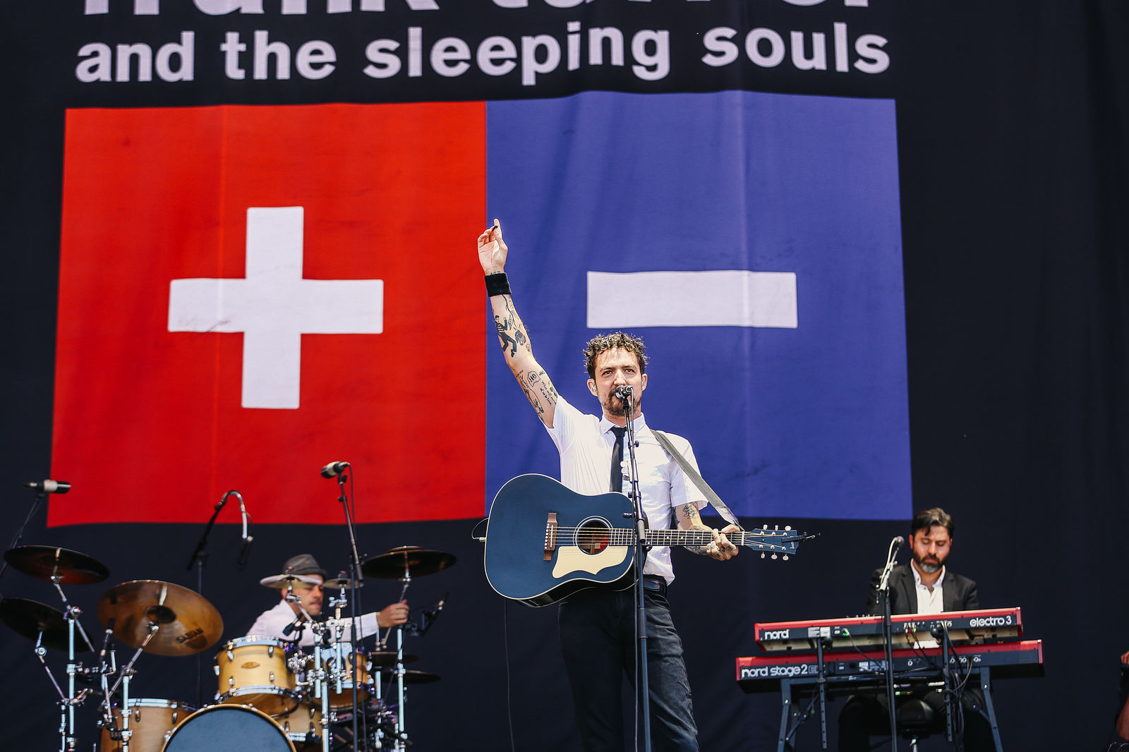 Frank Turner And The Sleeping Souls