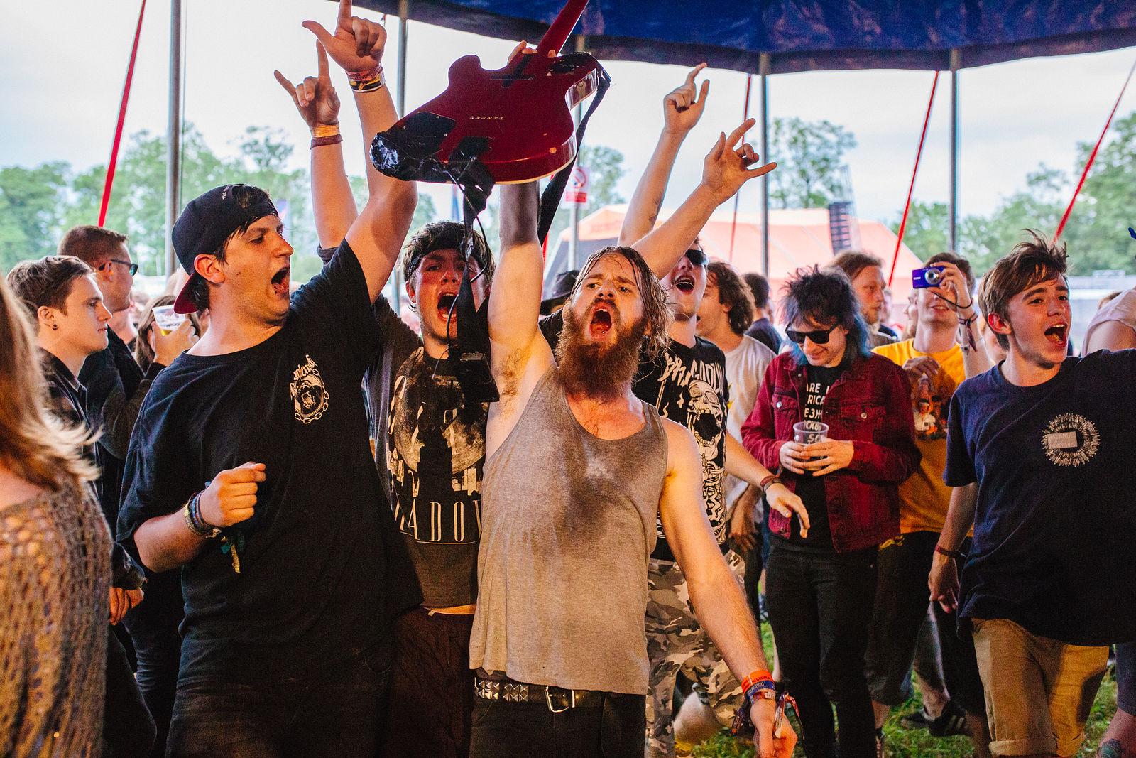 Download Festival 2014