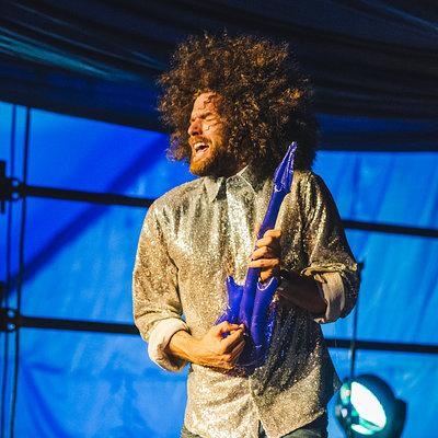 Marcus Brigstocke hosts Prince Fest