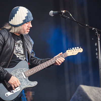 Badly Drawn Boy Performing 'The Hour of Bewilderbeast'