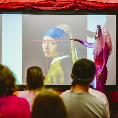 Dr James Kilner & Meg Mosley:The Science of the Selfie