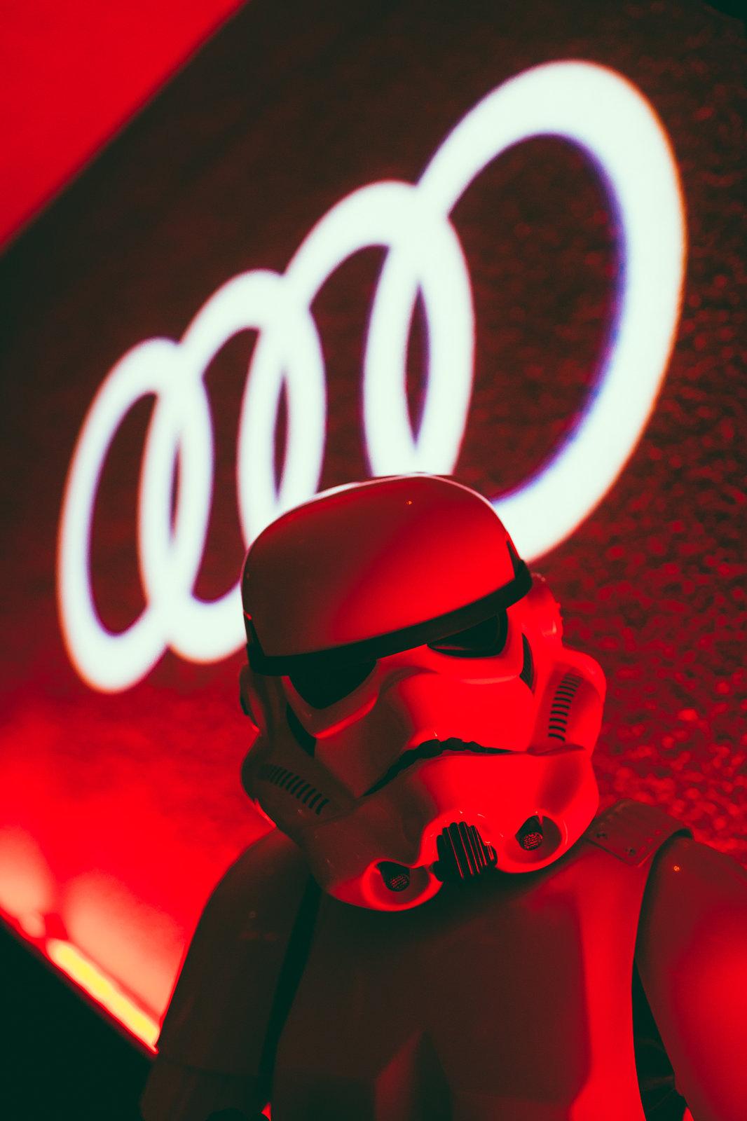 Audi / Bafta