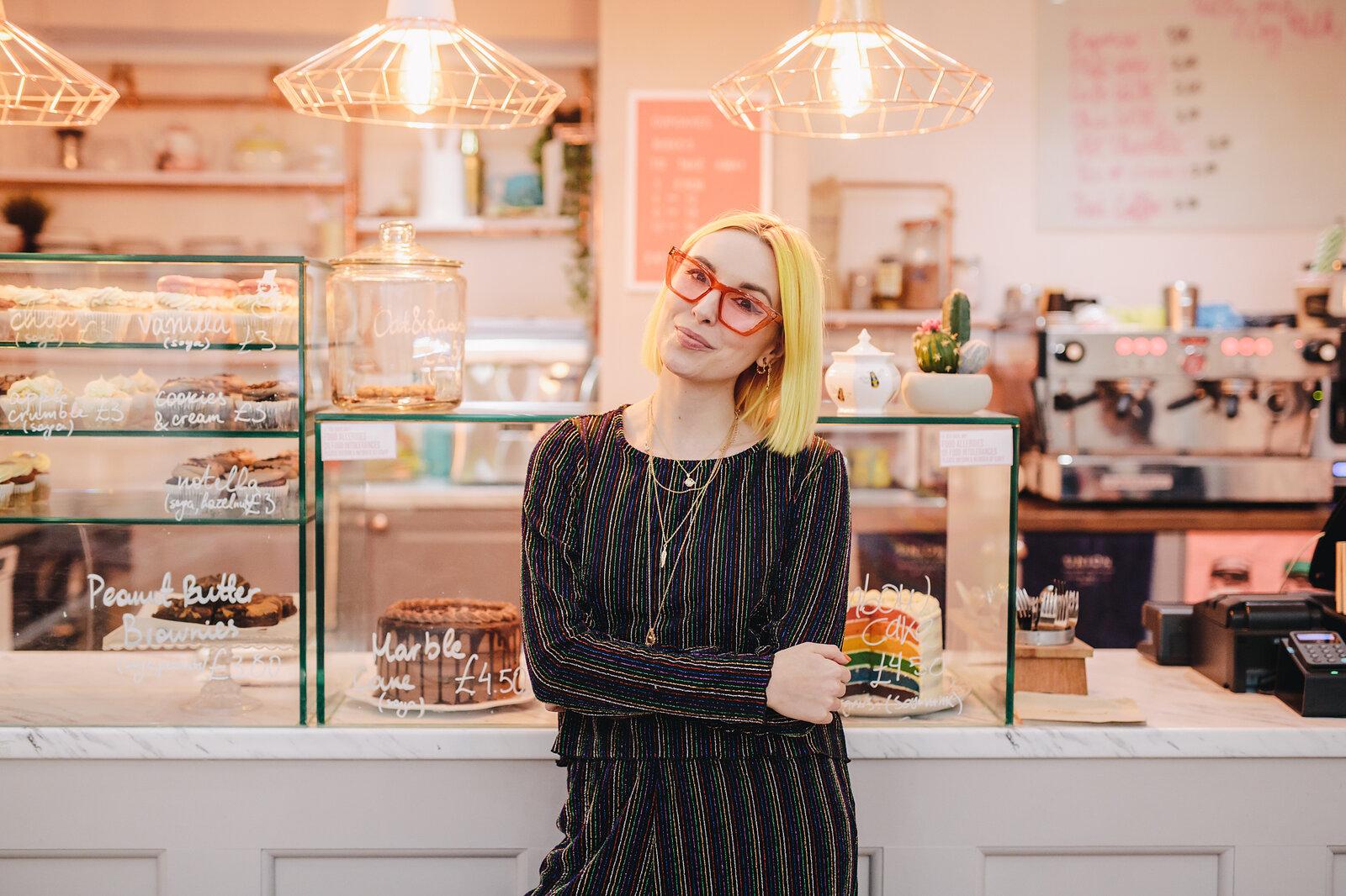 Kitty Cowell x Vida Bakery
