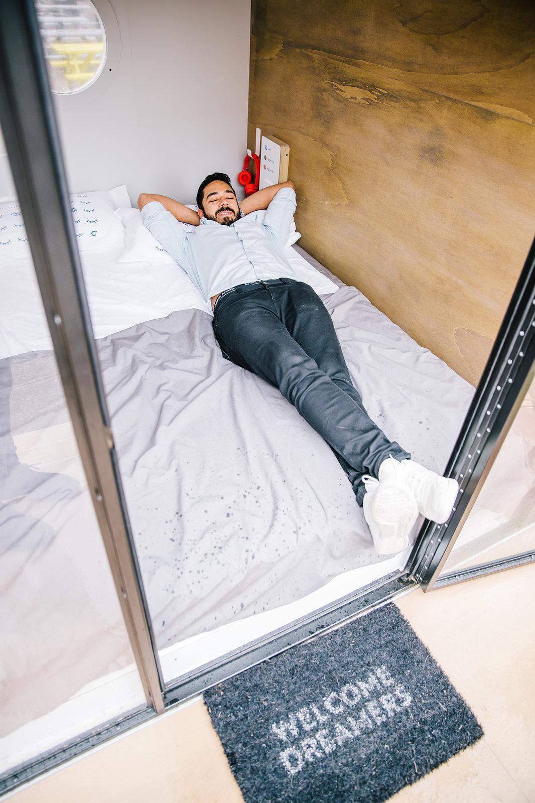 Casper Sleep Tour