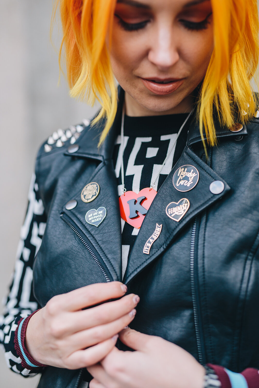 Kitty Cowell x Punky Pins