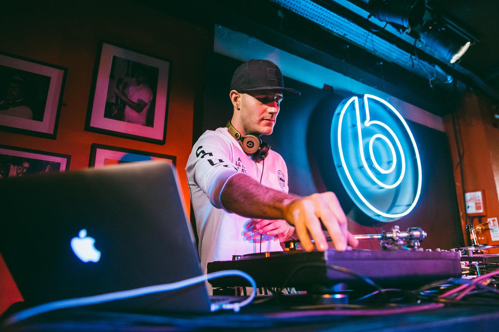 DJ Charlie White