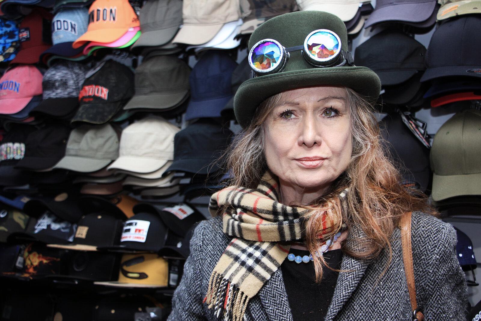 Elke Morsbach / London / Camden -Feb 2020