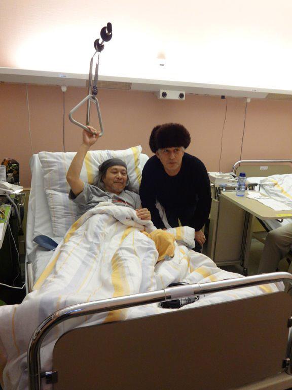 Damo Suzuki in Hospital ,  2017