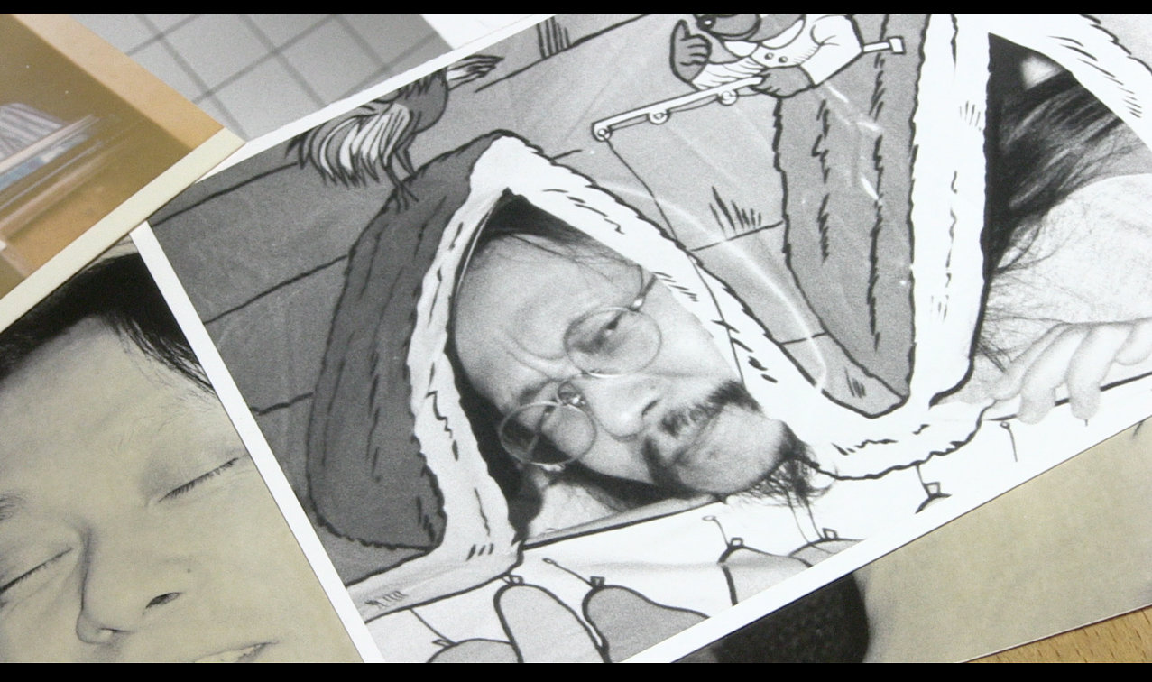 Damo Suzuki - Archive still from Documentary