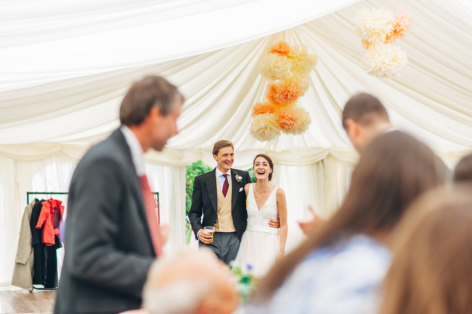 Alastair & Katherine's Wedding, July 2015