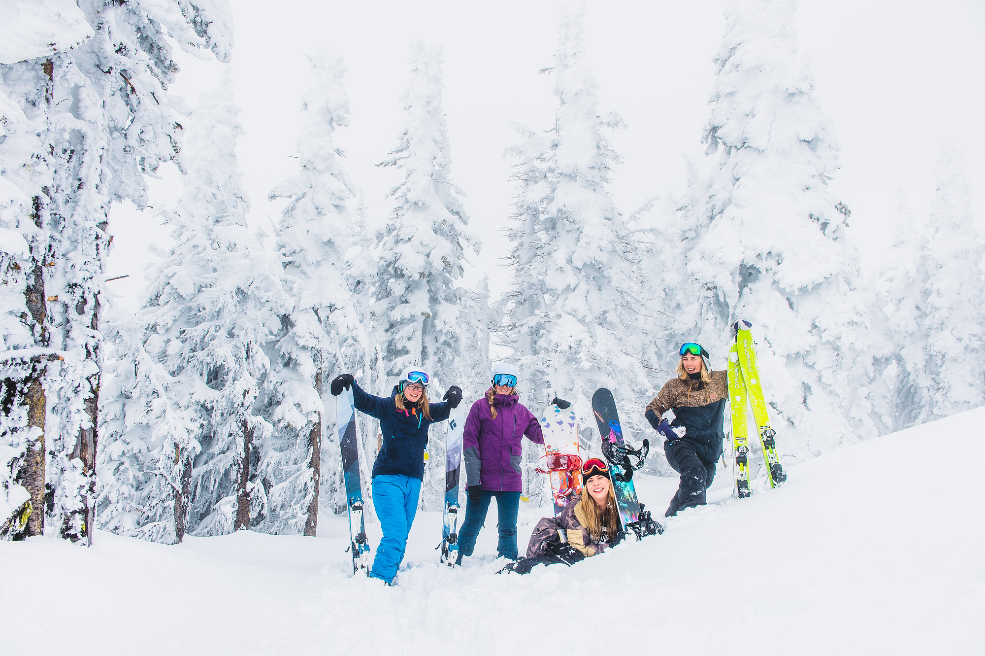 Snowbombing Canada