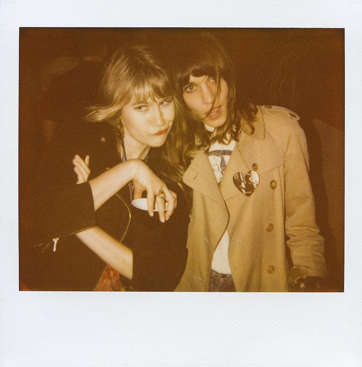 Tennessee Thomas + Alexa Chung