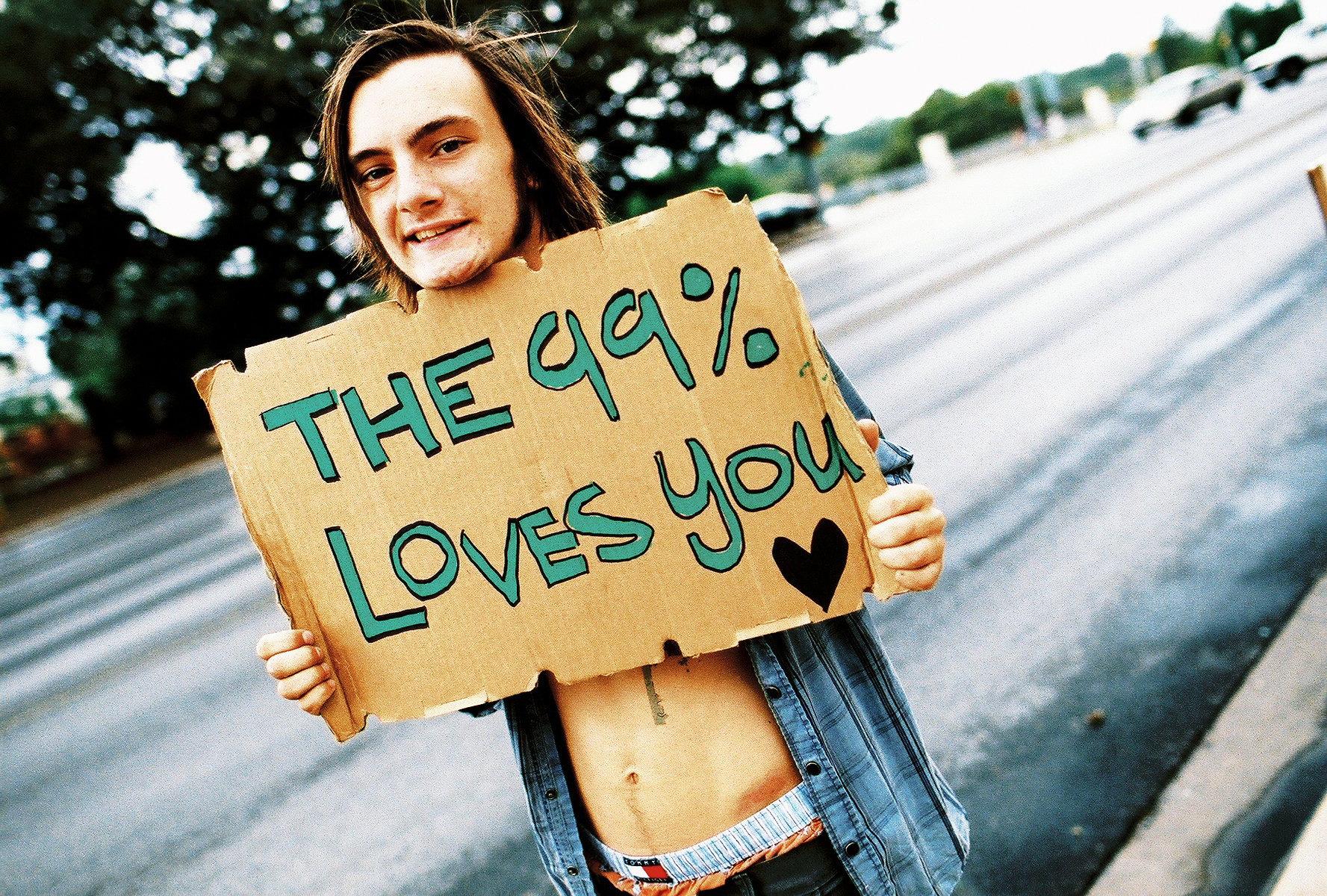 99% loves you