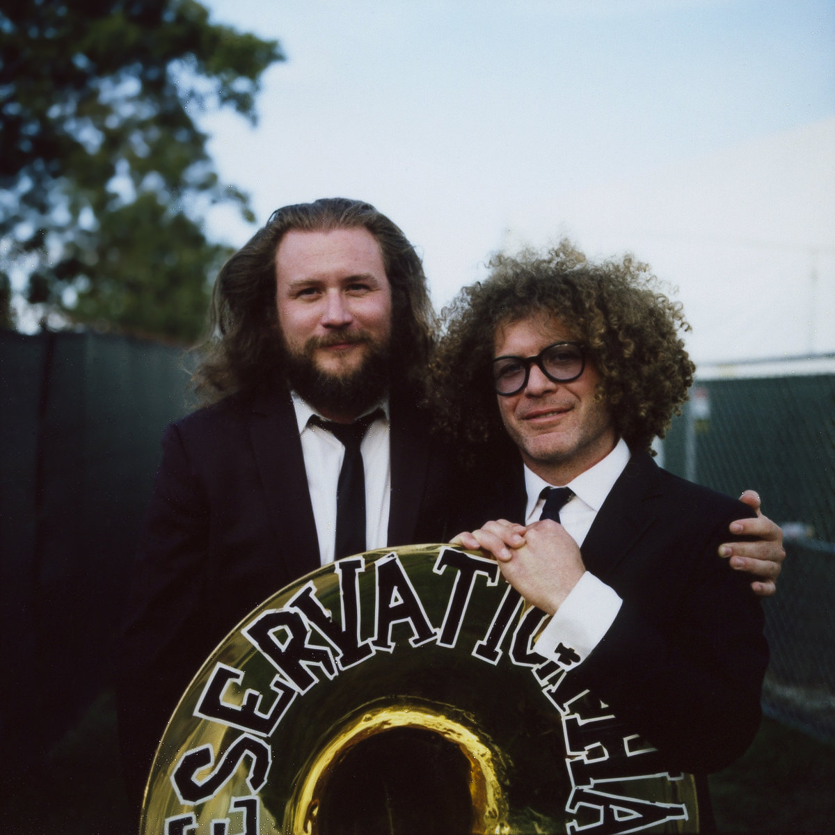 Jim James + Ben Jaffe