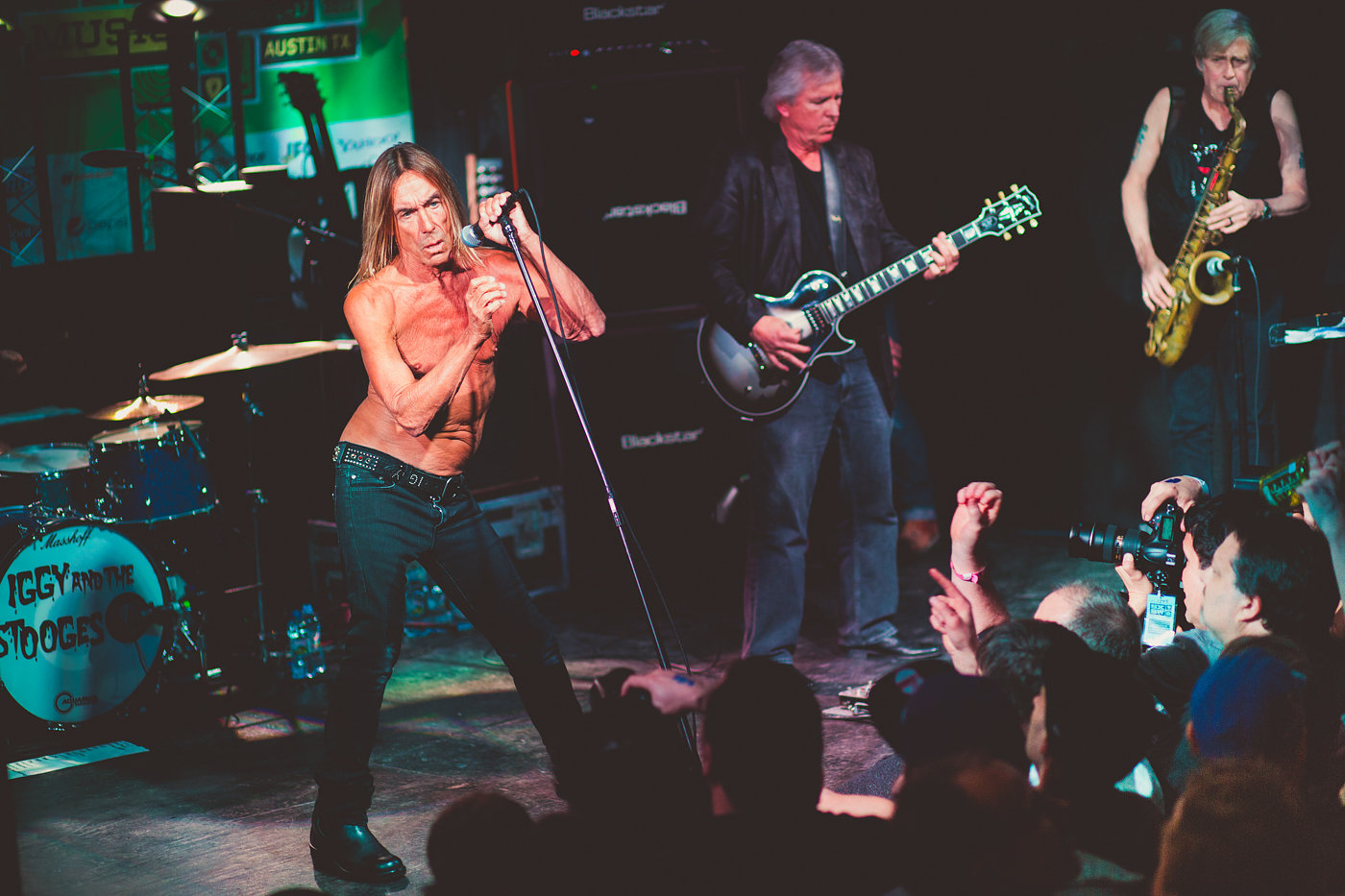 Iggy & The Stooges