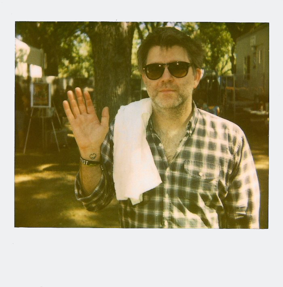 James Murphy // LCD Soundsystem