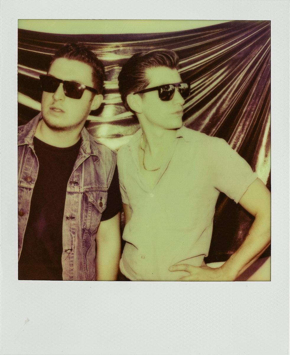 Matt + Alex // Arctic Monkeys