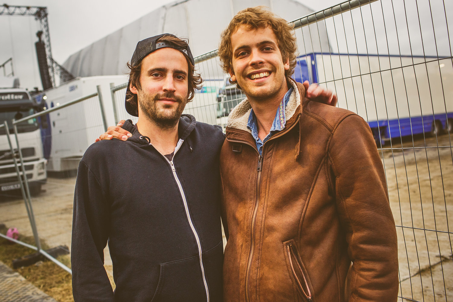 Jimmy (Foals) + Jay (Tame Impala)