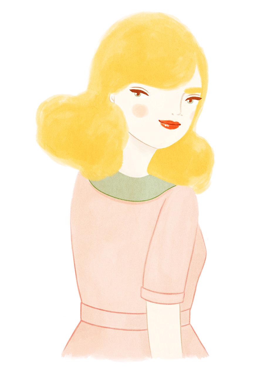 Kris Atomic Illustration