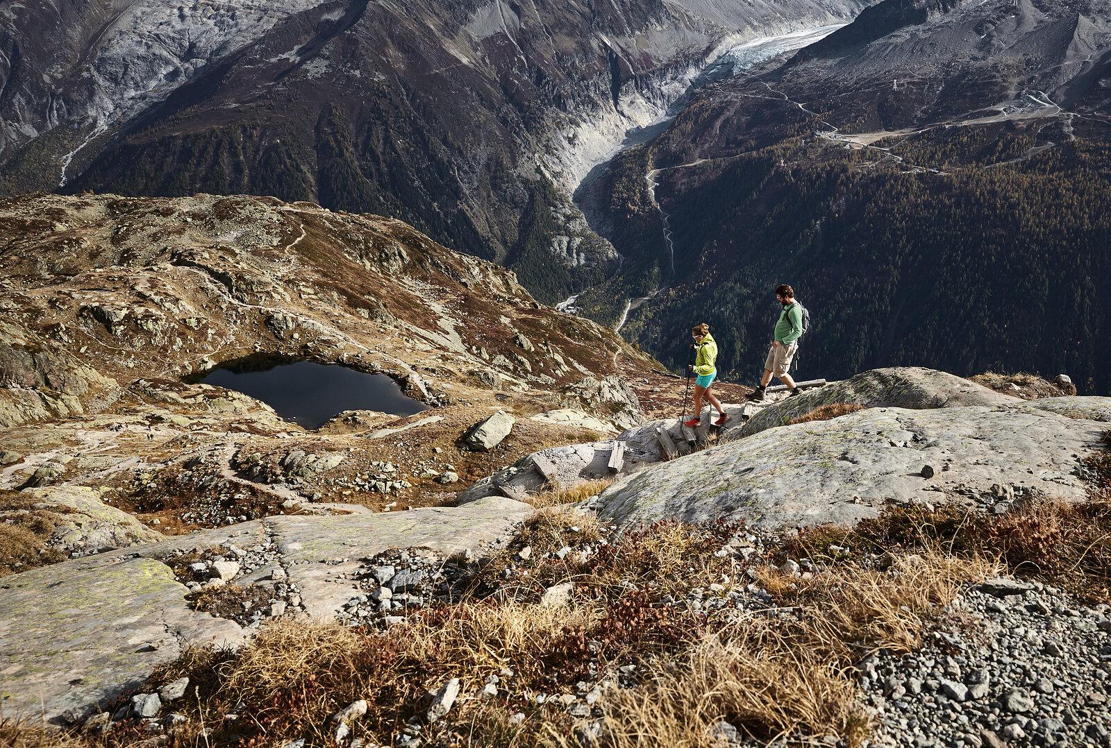 chamonix, hiking, mountaineering, mountains, outdoors