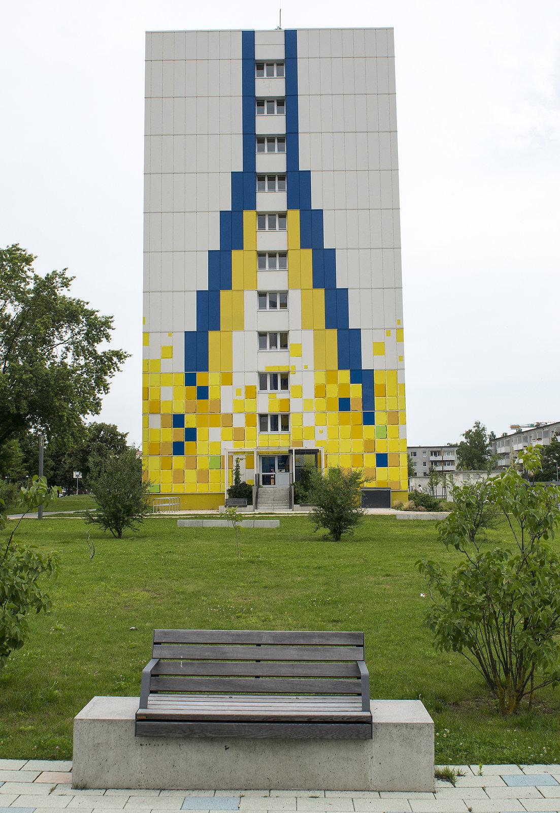 Farbquatier Hennigsdorf Germany