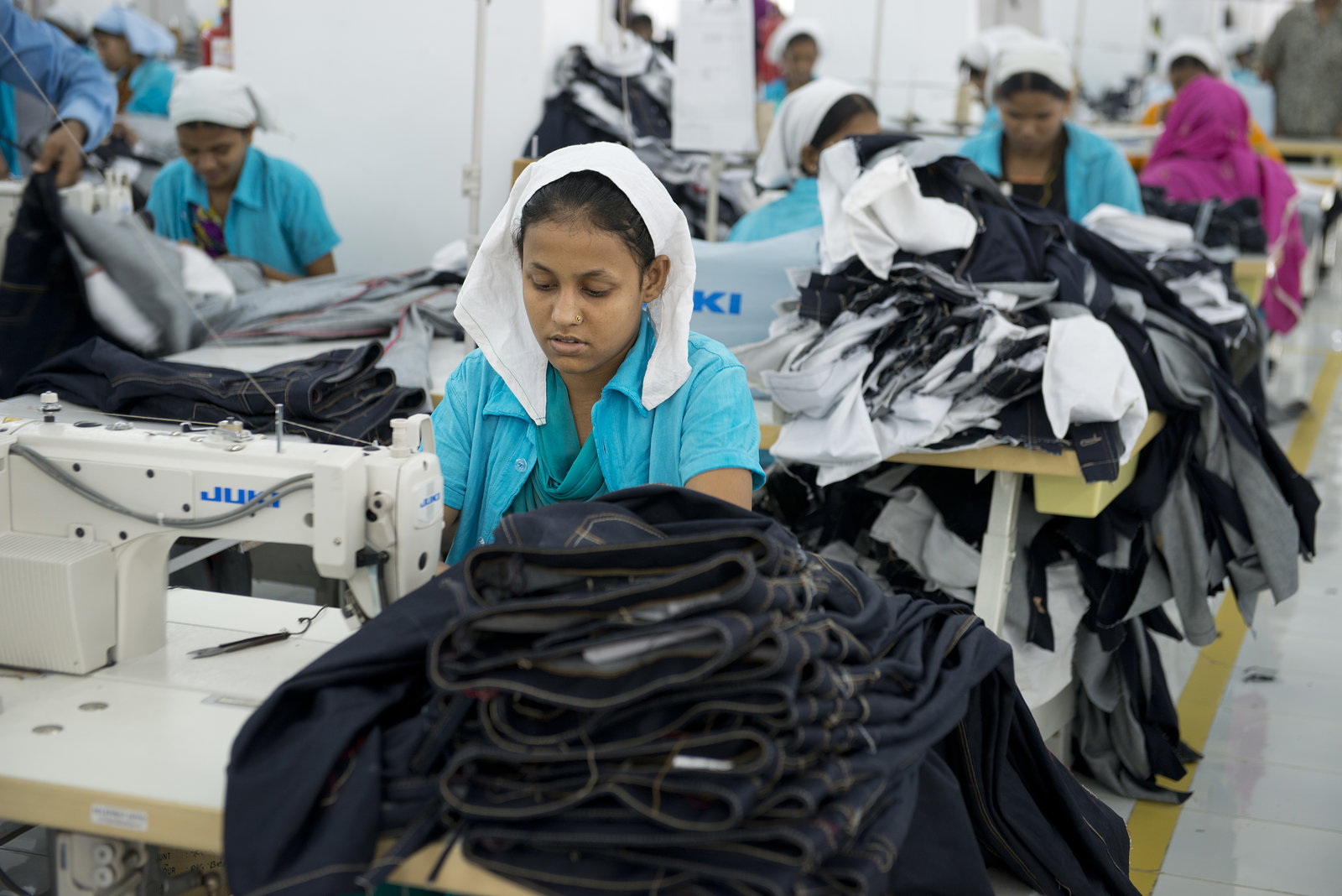 Garment Workers 3