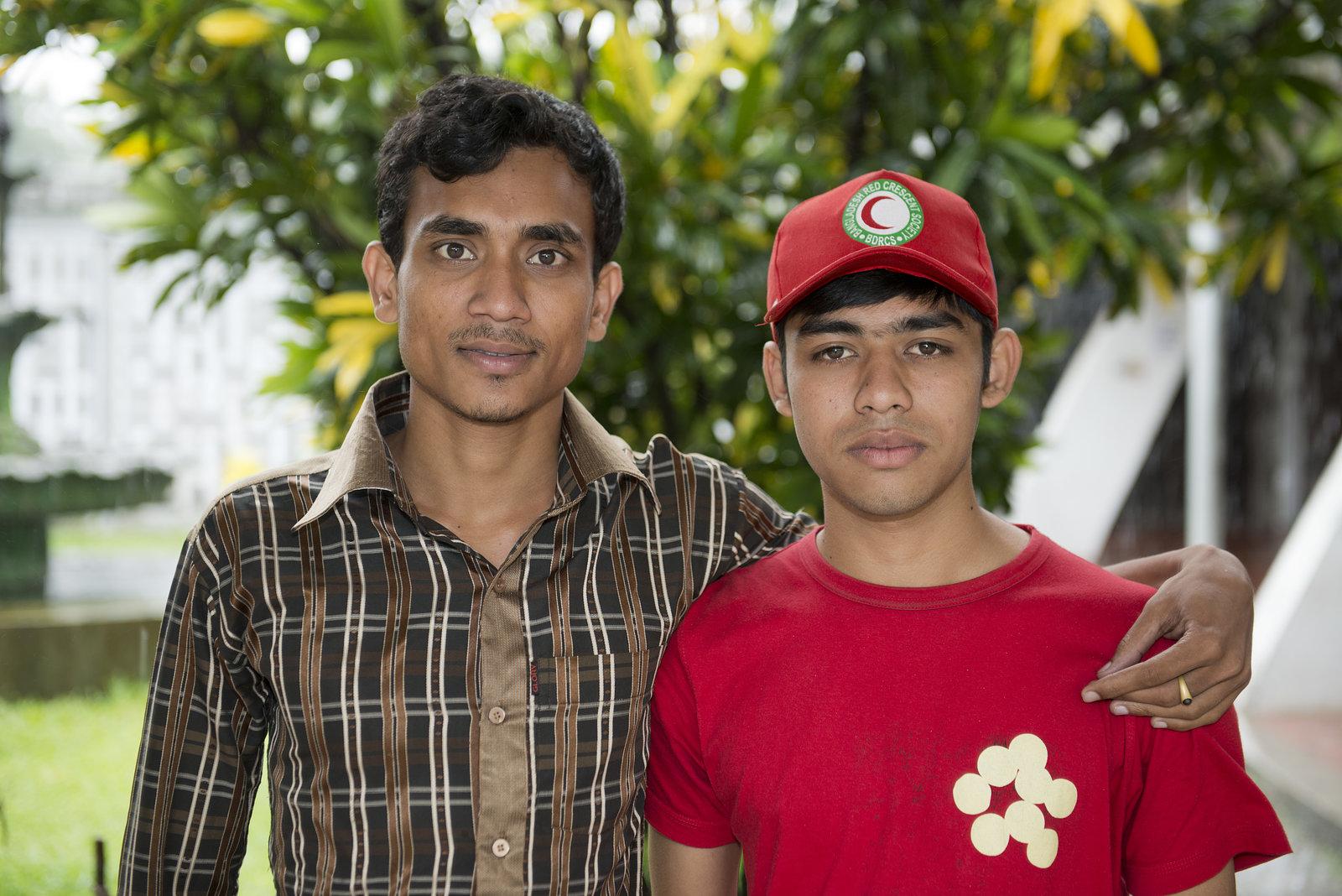 Red Crescent Volunteers