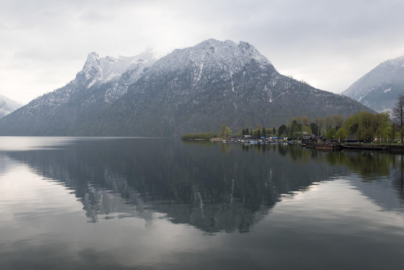 Lake Traunsee Ebensee