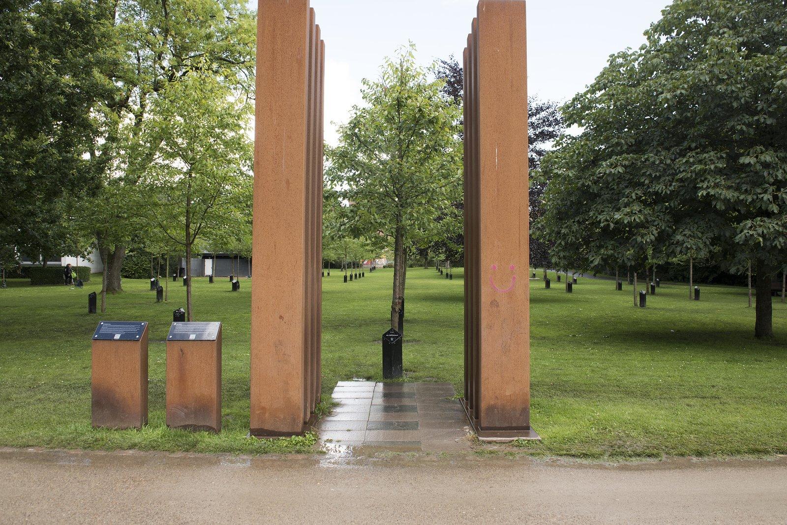 Kildeparken - The Singing Trees