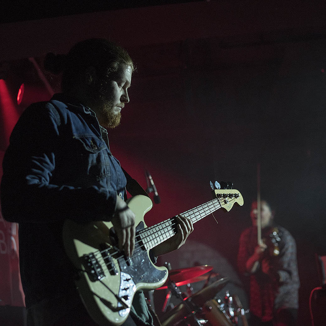 Sam Quinn - The Travelling Band
