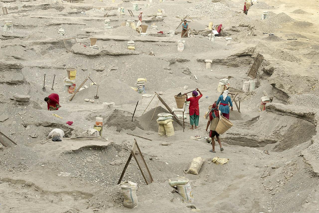 Seti Sand Mine